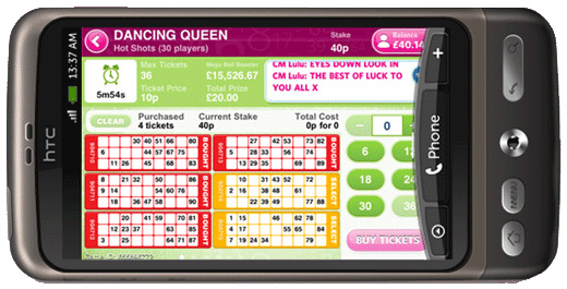 free mobile slots casino & bingo apps
